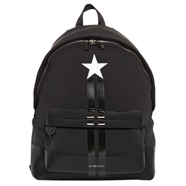 c1351a3d6e0 Givenchy Star Neoprene Backpack | Backpacks | Backpacks, Givenchy ...