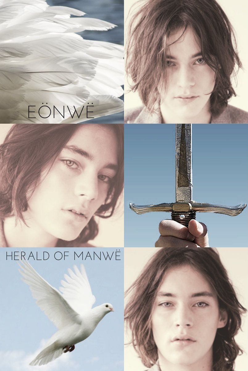 Eonwe by Heavenzipan.deviantart.com on @DeviantArt