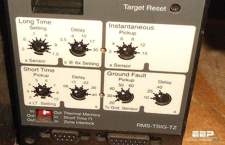 6 Adjustable Tripping Settings Of A Circuit Breaker You Must
