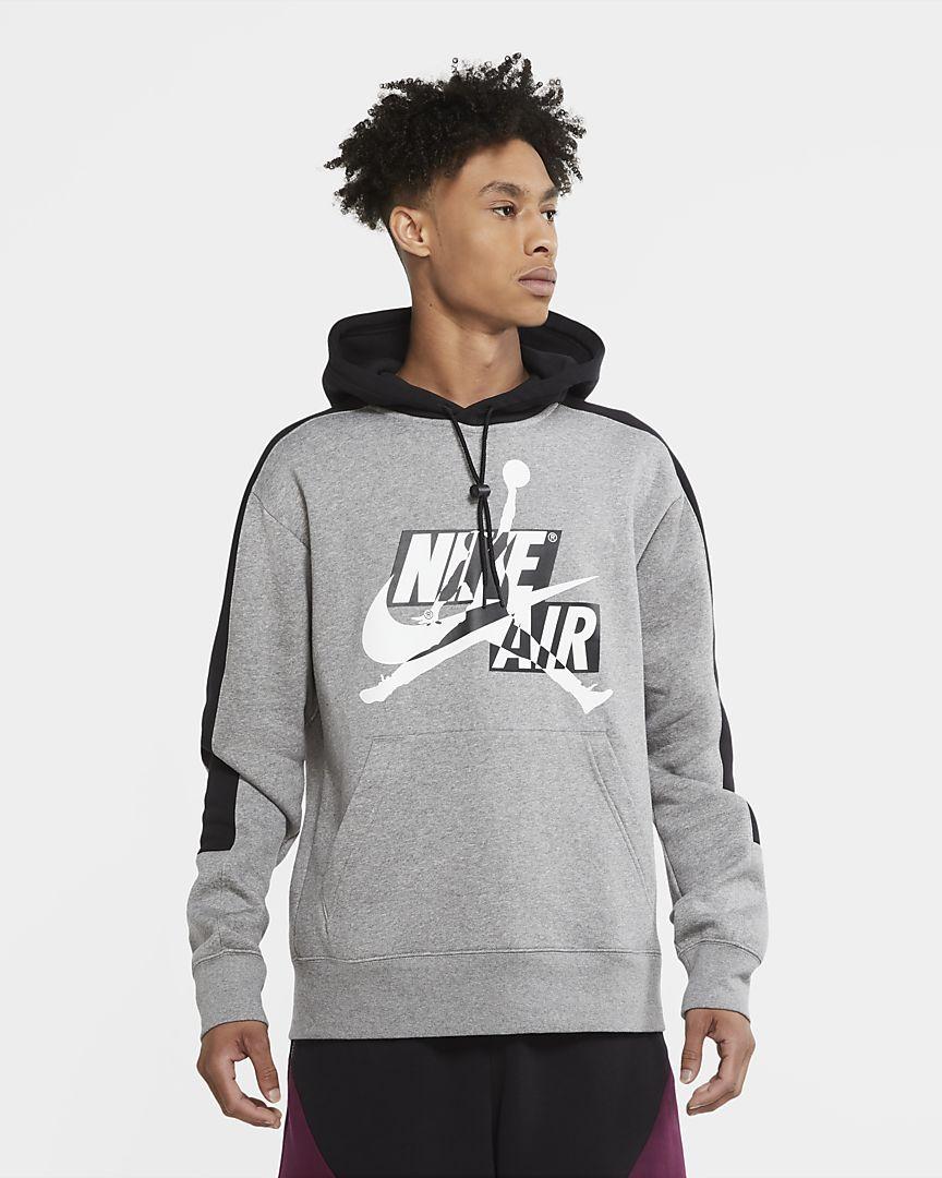 Jordan Jumpman Classics Men S Fleece Pullover Hoodie Nike Com Pullover Hoodie Hoodies Mens Fleece [ 1080 x 864 Pixel ]