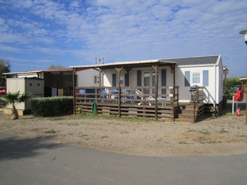 A louer mobil-home, camping Bleu Marine, 34410 Sérignan-Plage (Hérault)