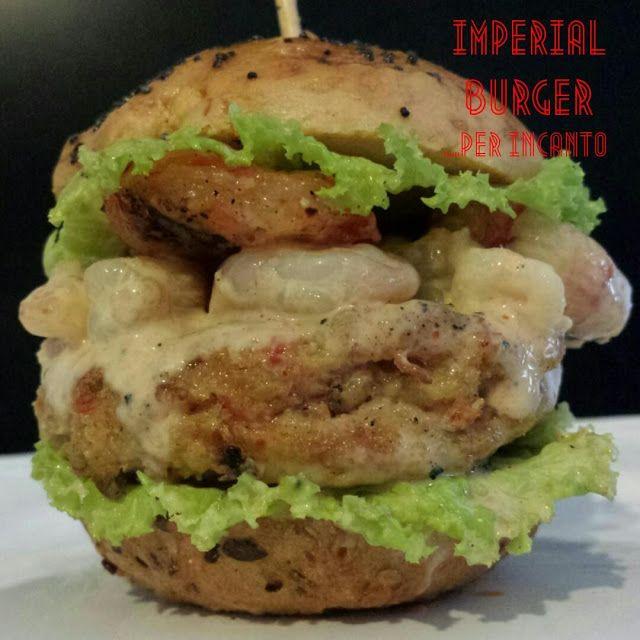 Il secondo burger di Cristina