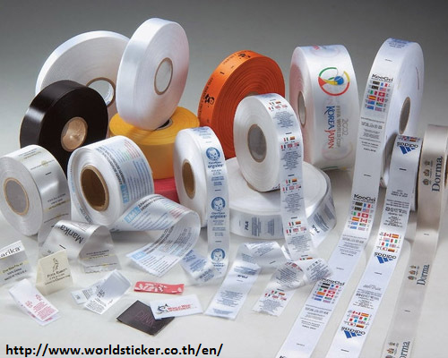World sticker is regarded as a leader in sticker printing in thailand numerous labels are