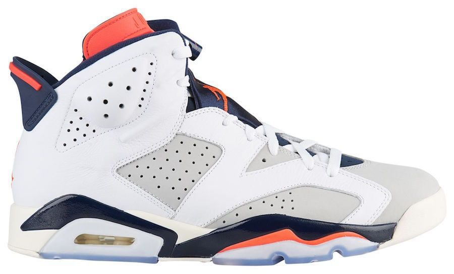 2b65c123de1 DS 2018 AIR JORDAN 6 RETRO TINKER 384664-104 WHITE/INFRARED 23-NEUTRAL  GREY-SAIL #fashion #clothing #shoes #accessories #mensshoes #athleticshoes  #ad (ebay ...