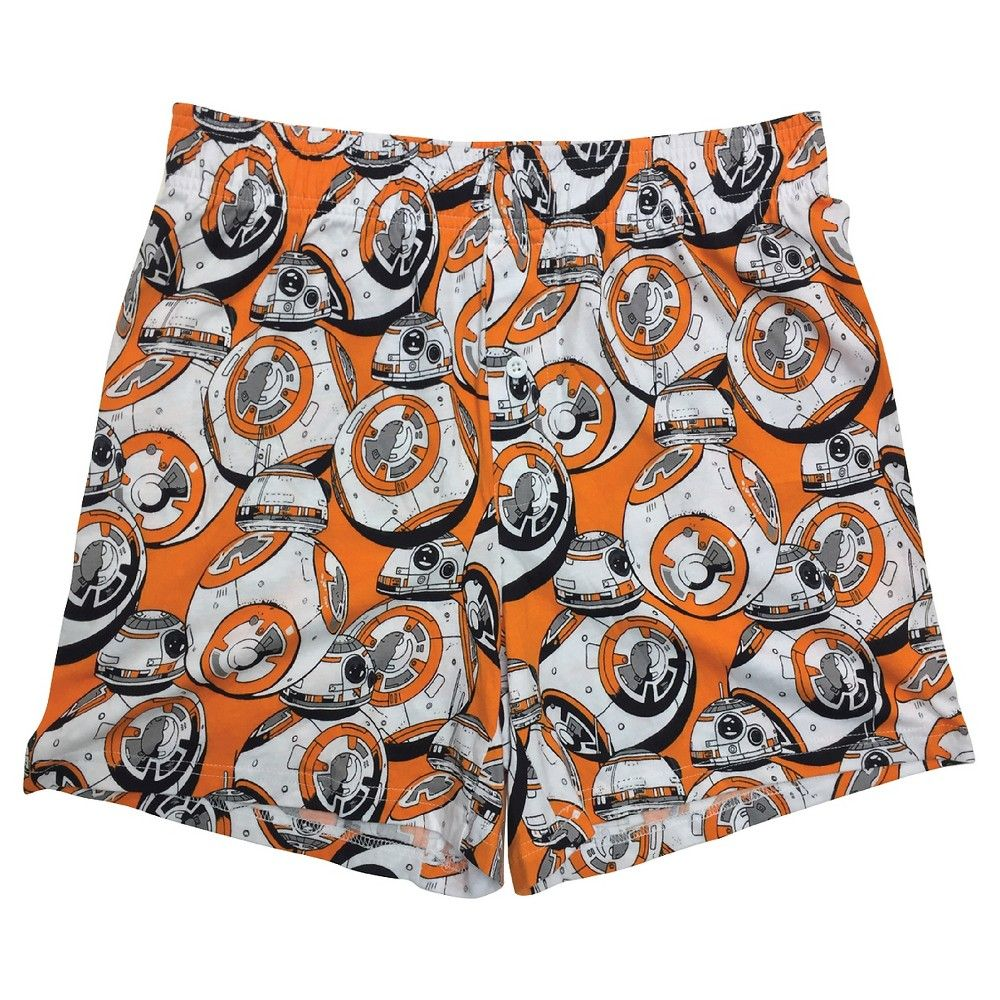 My r2 bb8 heart design is now a t shirt you can buy http tee pub - Men S Boxer Bb8 Orange M Star Wars Underwear