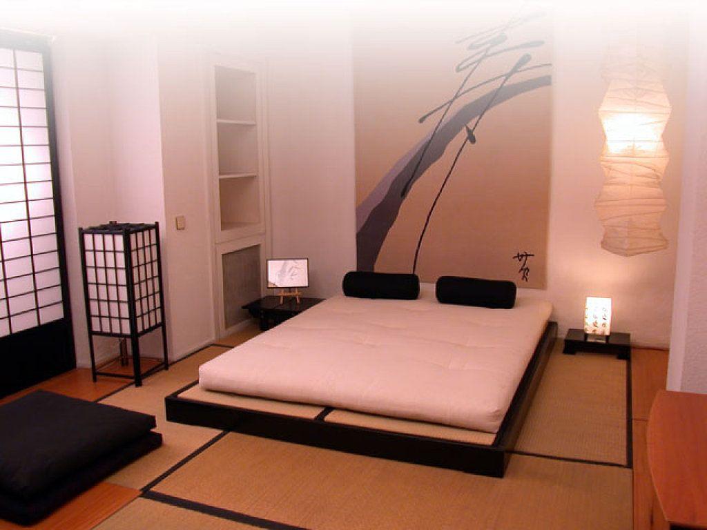 Habitacion Japonesa Buscar Con Google Dormitorio Japonés Dormitorio Oriental Diseño De Interiores