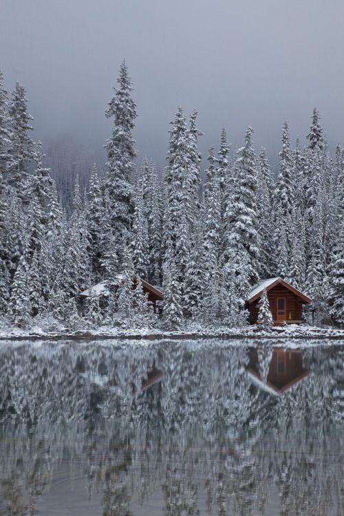 wonderous-world:  Lake O'Hara: Yoho National Park, British Columbia, Canada byLee Rentz