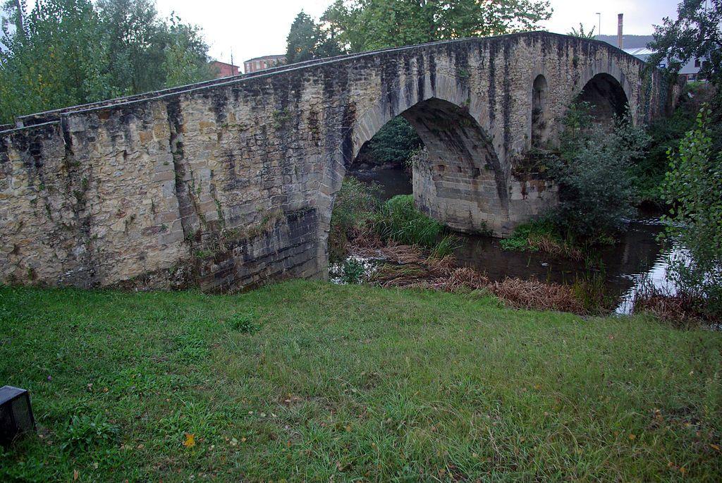 Asturias Puente Romano De Colloto España Culturales Puentes