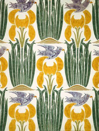 Voysey pattern