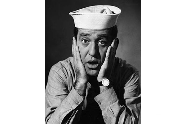 Soupy Sales Famous People Who Served Comedian S1c Soupy Sales