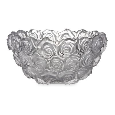 Monique Lhuillier Waterford 174 Sunday Rose 7 Inch Bridal Bowl Bedbathandbeyond Com Things I