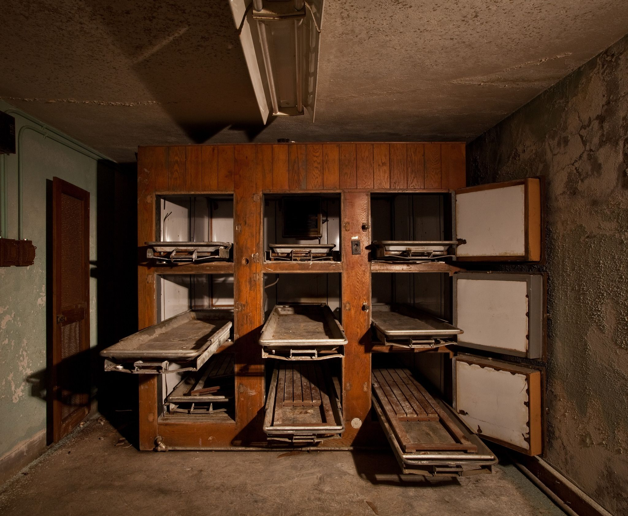 Harlem Valley Morgue | Fascinating places... | Pinterest