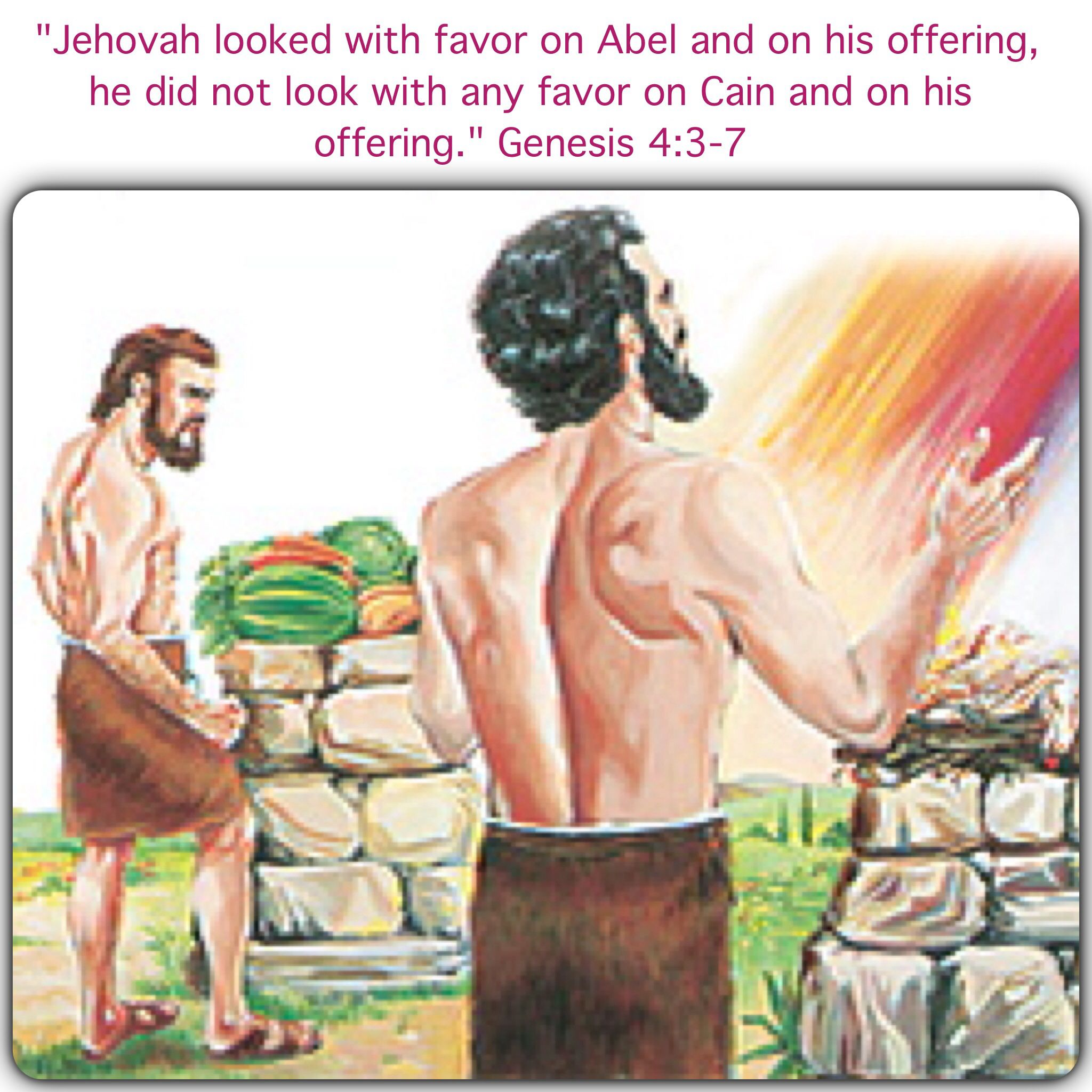 bible stories for children old testament cain and abel old
