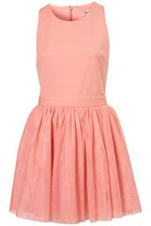 Top Shop: $70 Tulle Skirt Dress by Dress Up Topshop