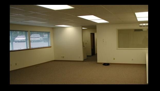 painting an office