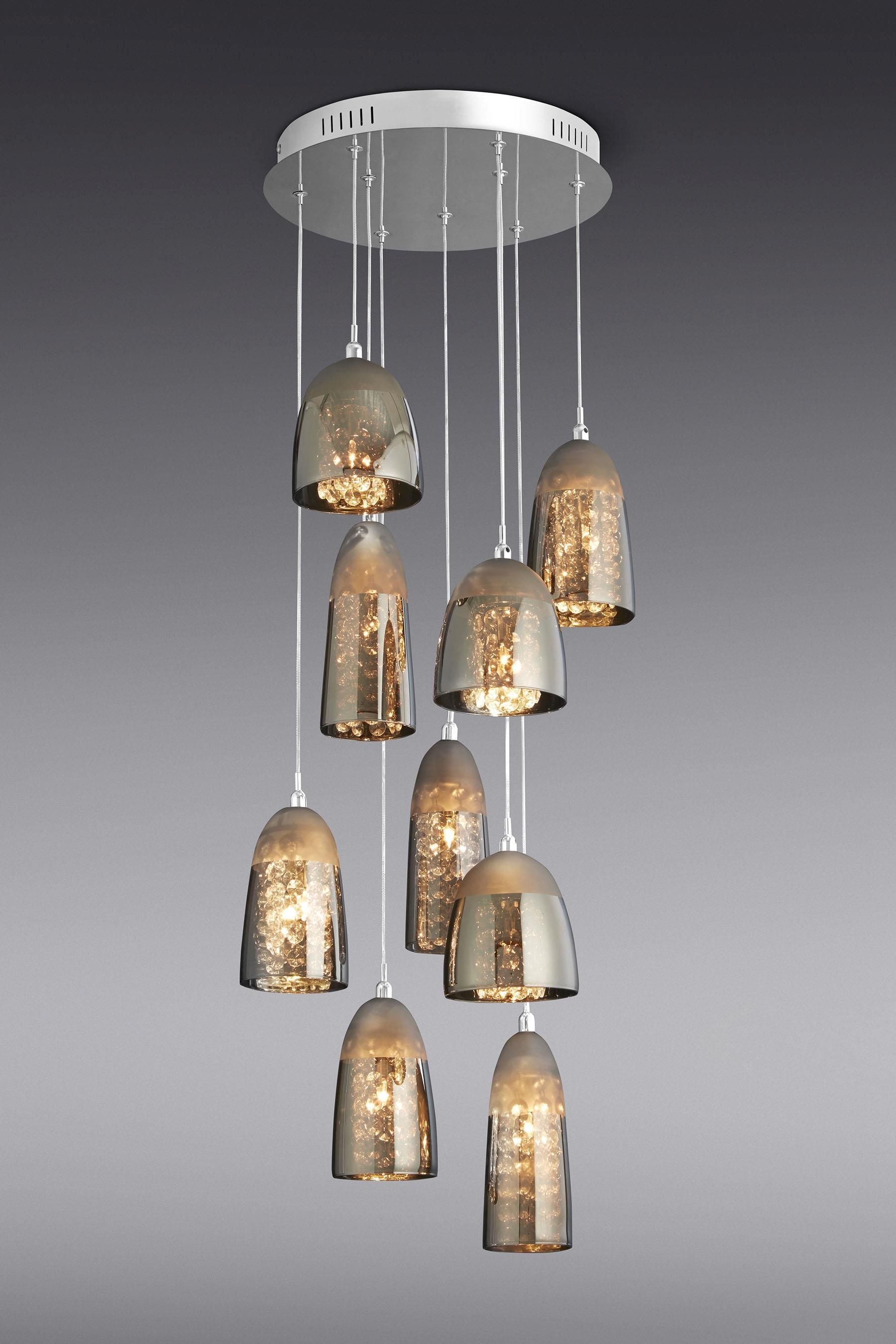 Buy Phoebe 9 Light Cluster Pendant From The Next Uk Online Shop Cluster Pendant Lighting Pendant Lighting Lounge Ceiling Lights