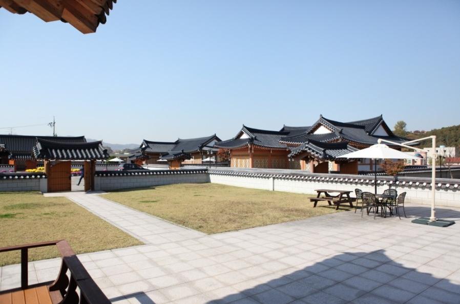 Wedding location, hanok in Yangpyeong
