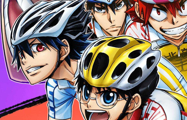 Pin on Yowamushi Pedal