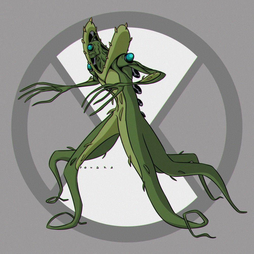 Wildvine Ben 10 Ben 10 Omniverse Ben 10 Ultimate Alien