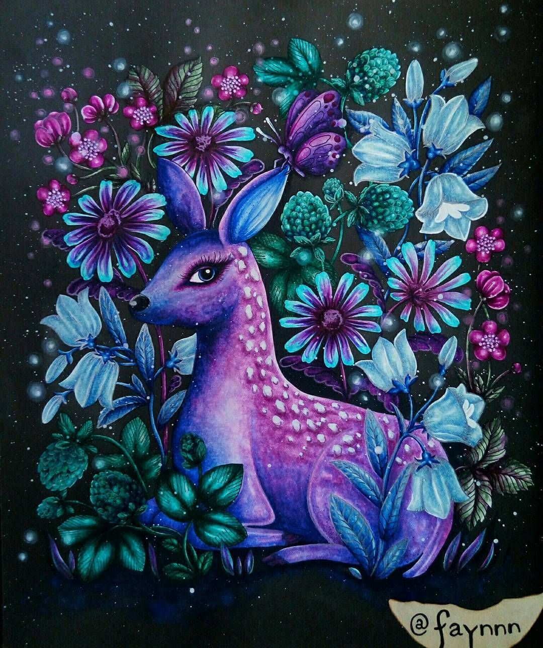 Mariatrolle Blomstermandala Twilightgarden Coloriage Coloring Colouring Pen Gelpen Book ArtColored PencilsFineliner