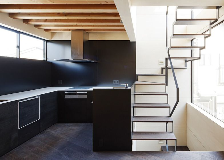 Best Alley House By Apollo Architects Associates Luxury 400 x 300