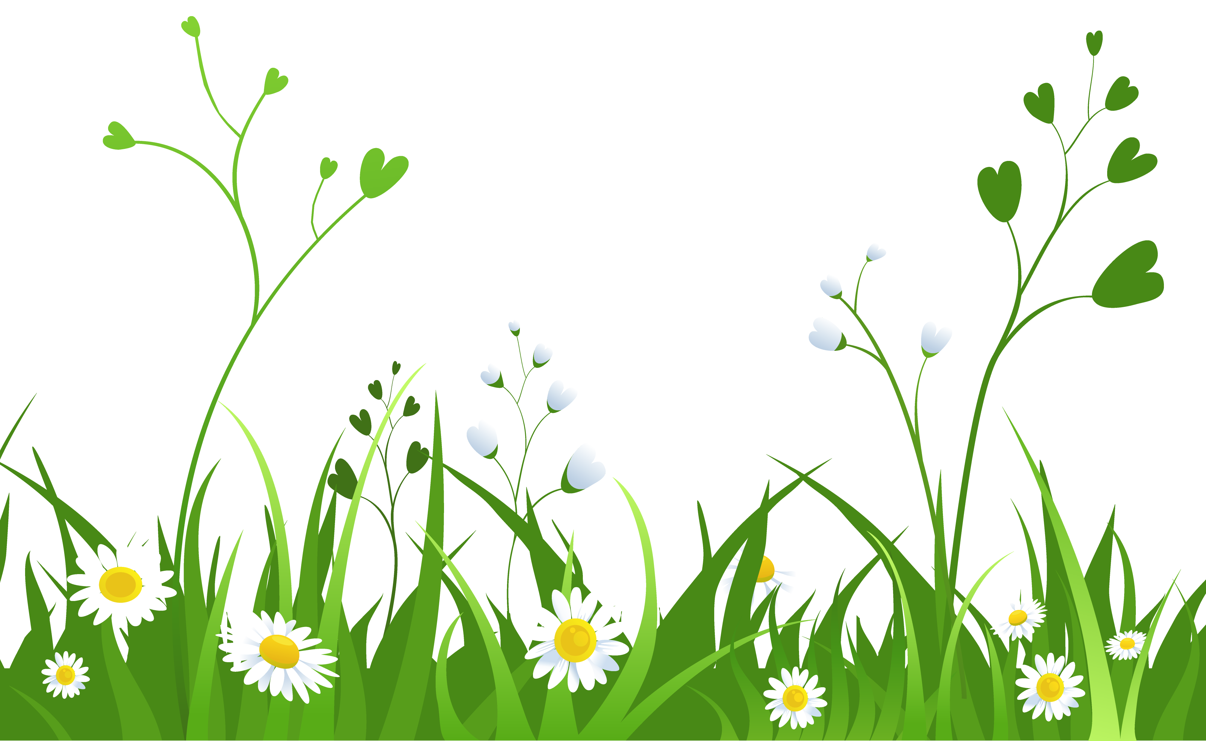 hight resolution of grass outline border free clipart images clipartix