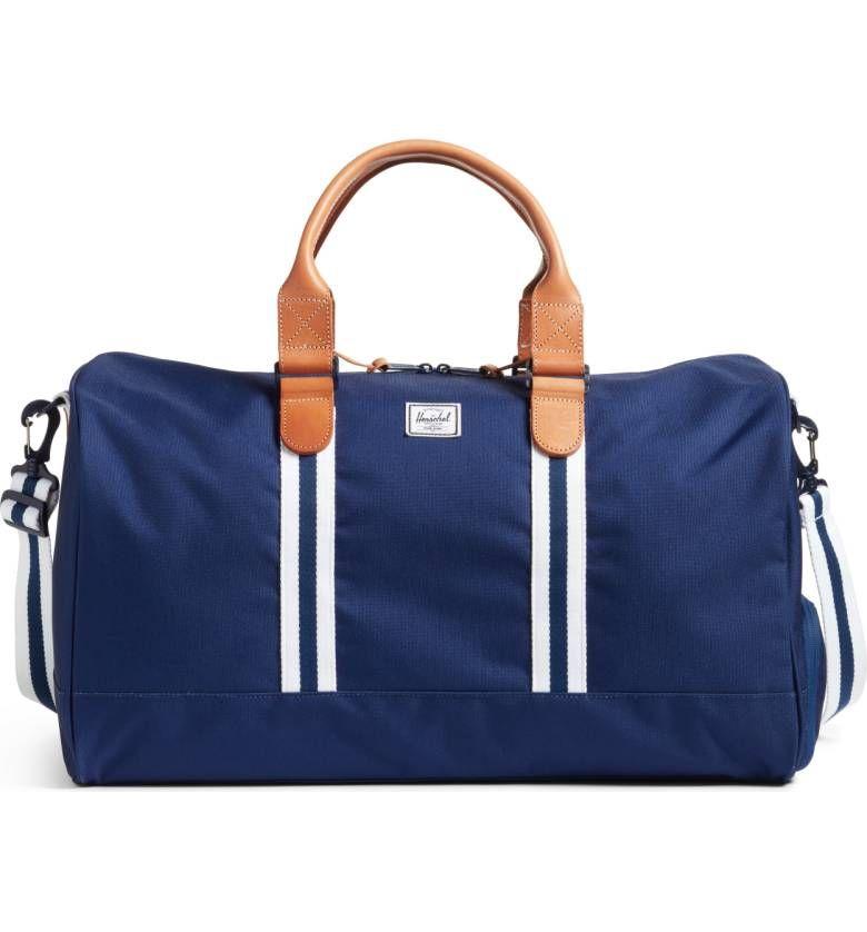 69b48f07cc1 Herschel Supply Co. Novel Duffel Bag     Style . Bags   Pinterest ...