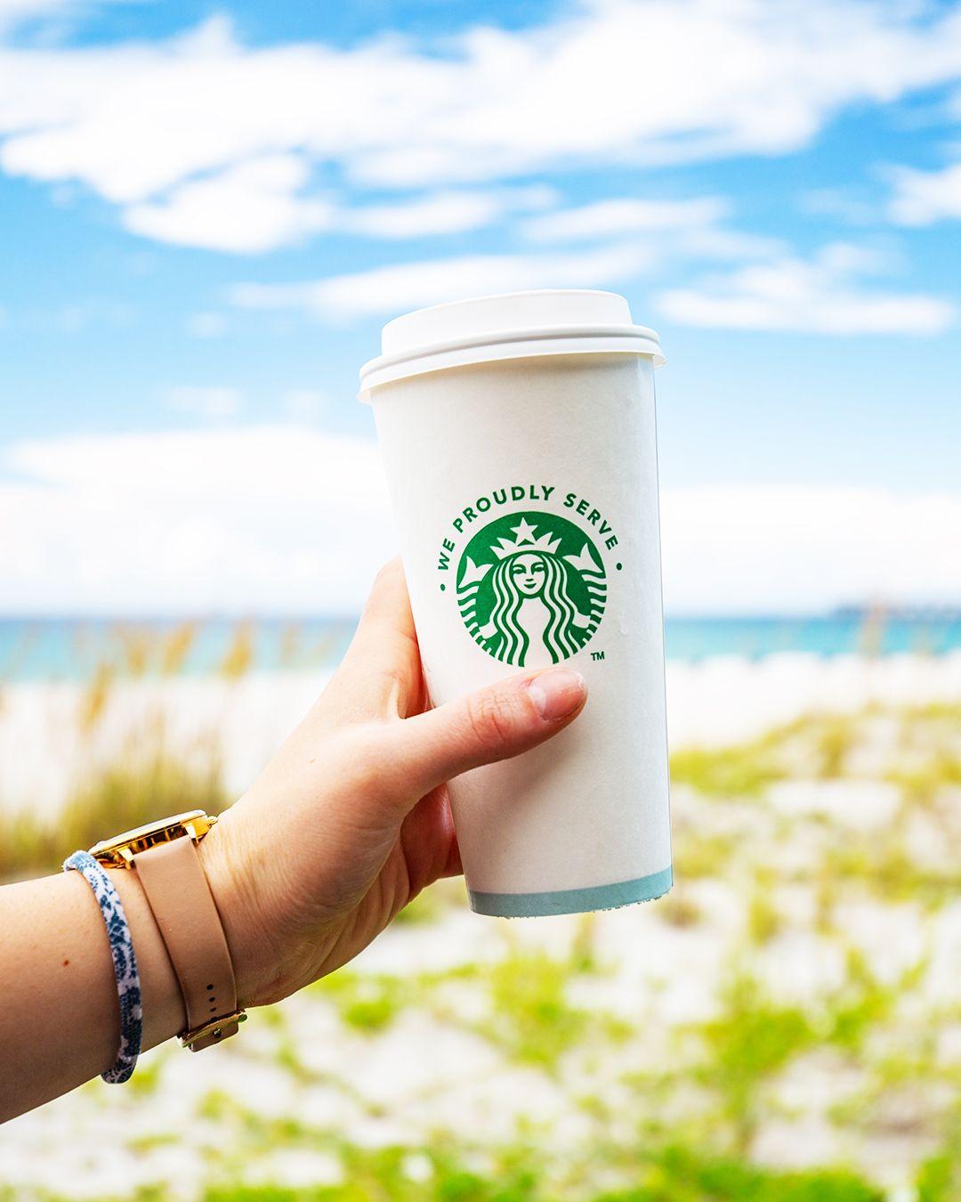 Cafe Proudly Brews Starbucks Coffee