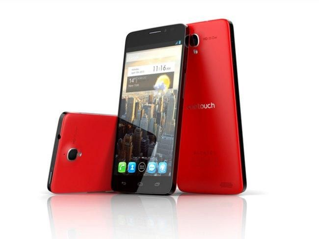 Alcatel One Touch Idol X, todo sobre el nuevo smartphone de Alcatel