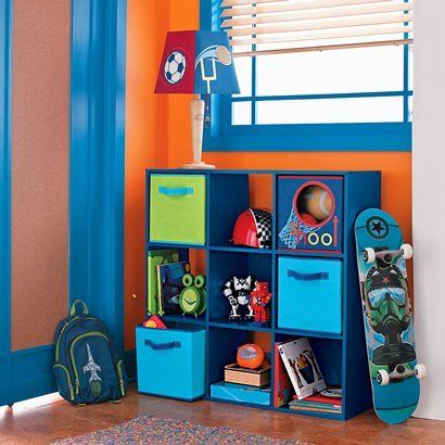 Get Circo 9 Cube Organizer Marine Blue - absolutely love this! Allows my boys to & Get Circo 9 Cube Organizer Marine Blue - absolutely love this ...