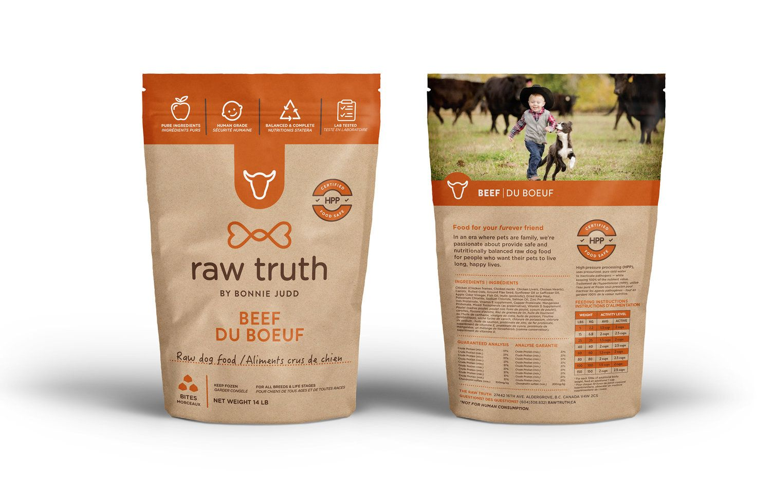 This Dog Food S Natural Values Shine In Its Packaging Dog Food Recipes Raw Dog Food Recipes Packaging Labels Design