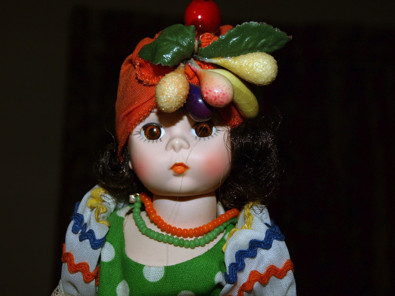 Vintage Madame Alexander Alexanderkins Brazil | eBay
