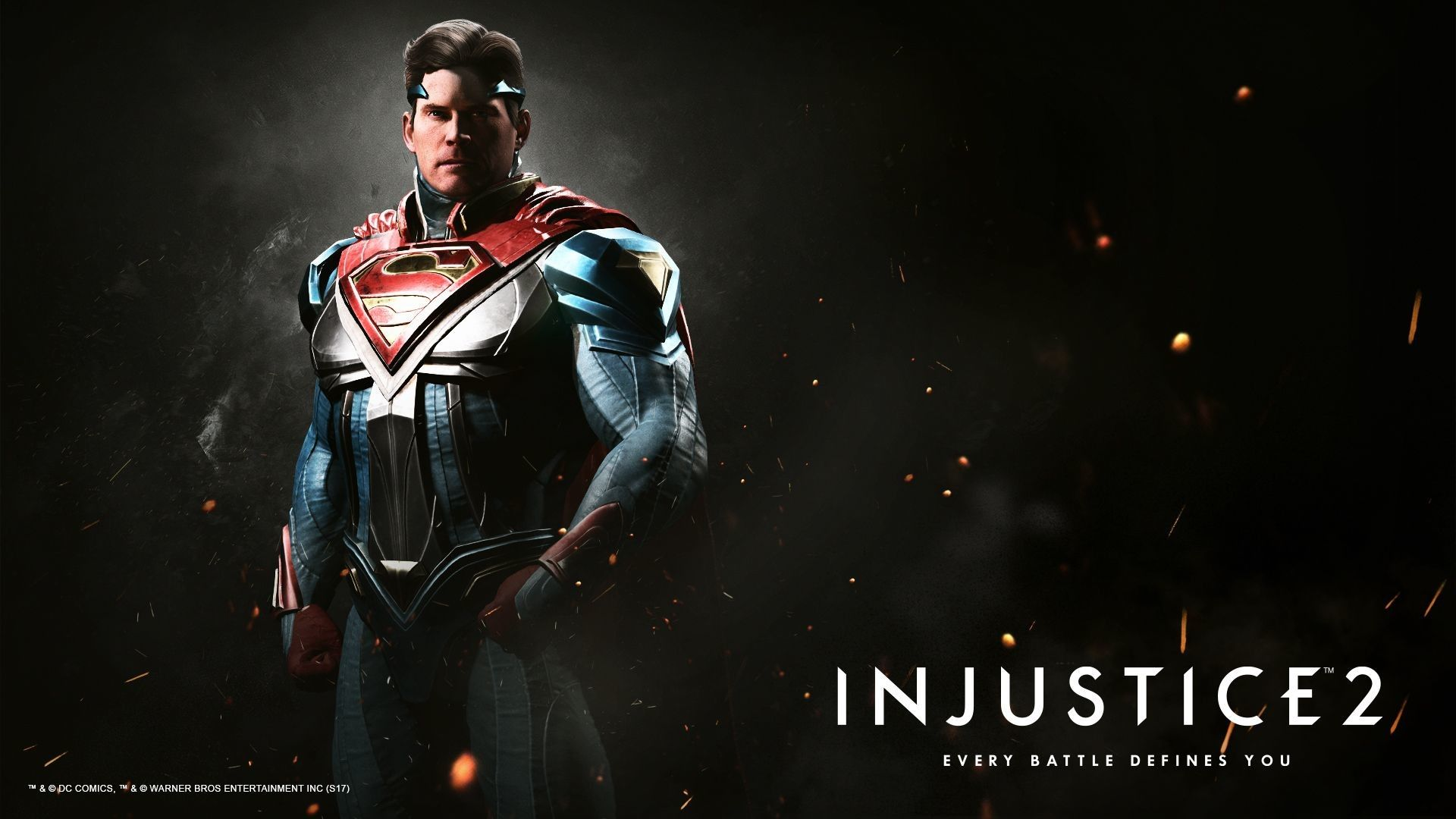 Injustice 2- Superman, Bernard Beneteau