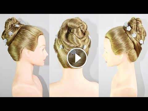 1 Minute Easy Juda For Party Juda Hairstyle Hair Style Girl