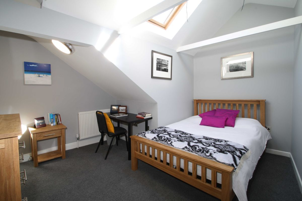 Brilliantly Designed Room To Impress Your Friends 62a Lenton Boulevard 6 Bedroom Nottingham Student House Bedroom 2