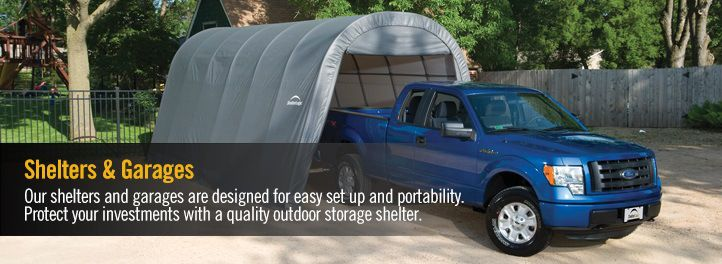 DIY Advice | Portable Car Garage Shelters