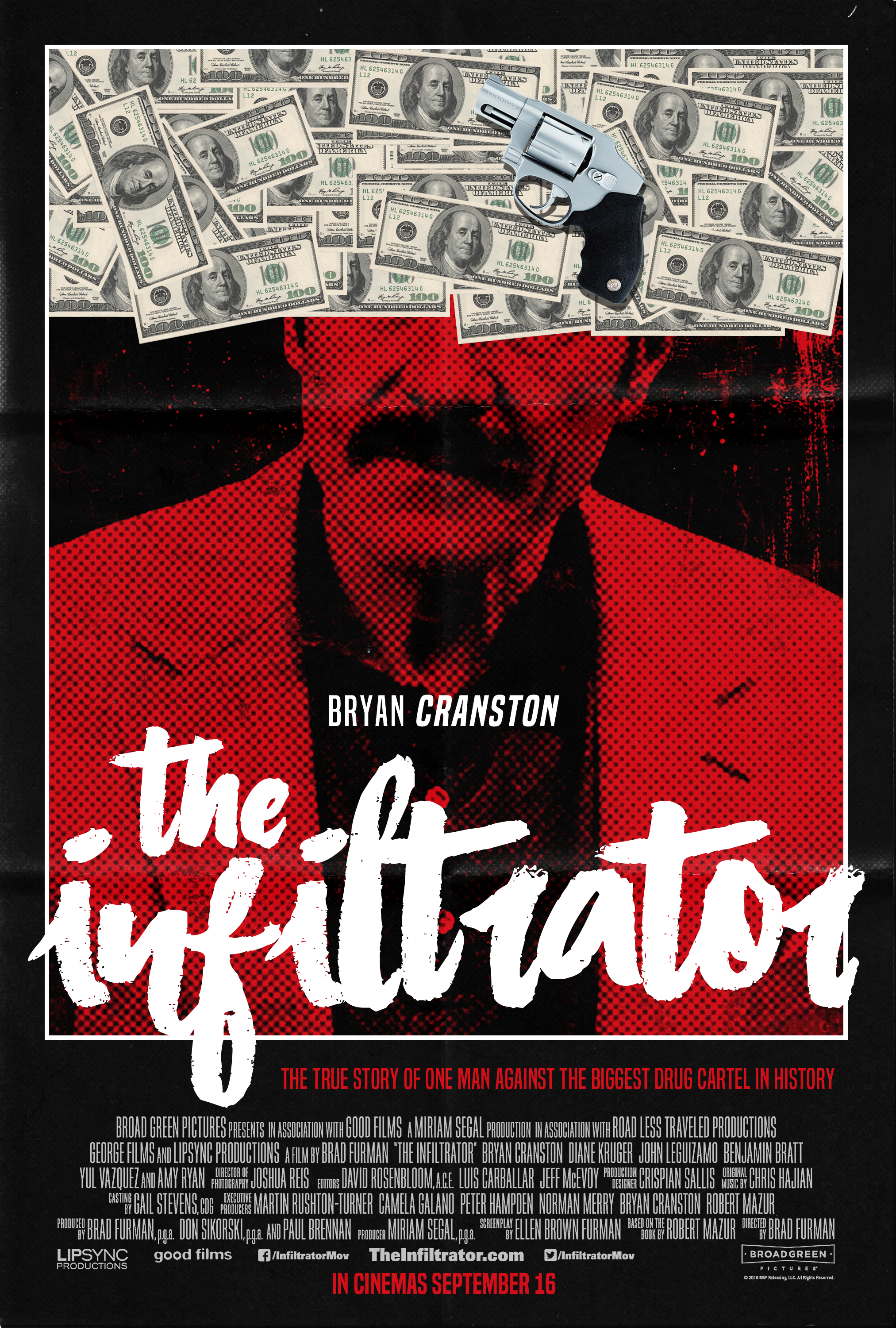 the infiltrator (2019)