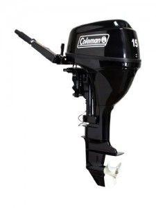 Coleman 15 HP Outboard Motor Order Now -:  amzn_singlediv