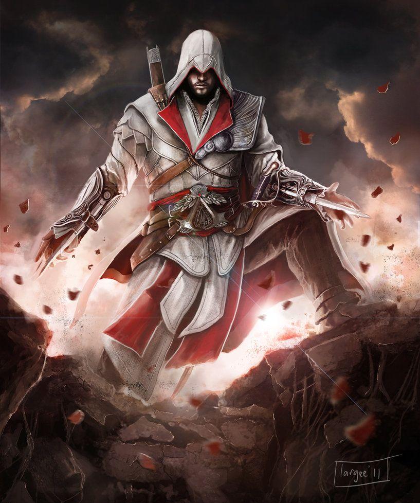 Ezio Auditore Assassin S Creed Wallpaper Assassin S Creed