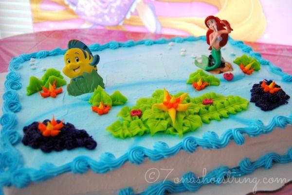 Disney Princess DecoPac cake DreamParty shop Hallmark Dream