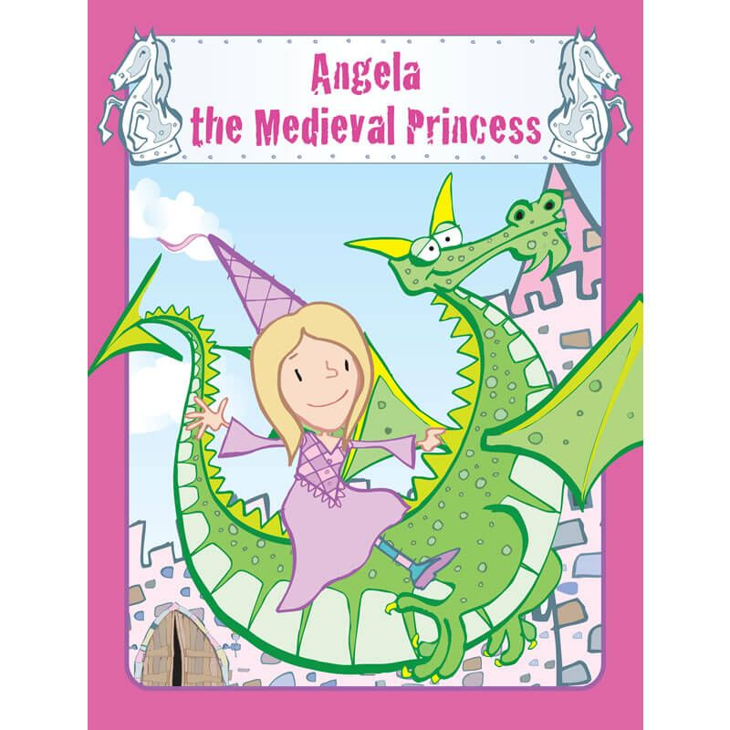 Penwizard Personalised Princess Book - Your Child the When your child starts playing a game she found in an old junk shop she is astonished to be magically transported, along with her friends, to a medieval castle. Your child becomes a brave princess and http://www.MightGet.com/january-2017-13/penwizard-personalised-princess-book--your-child-the.asp