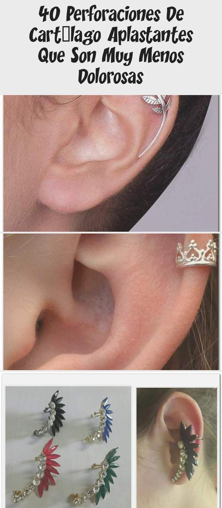 40 crushing cartilage perforations that are very less