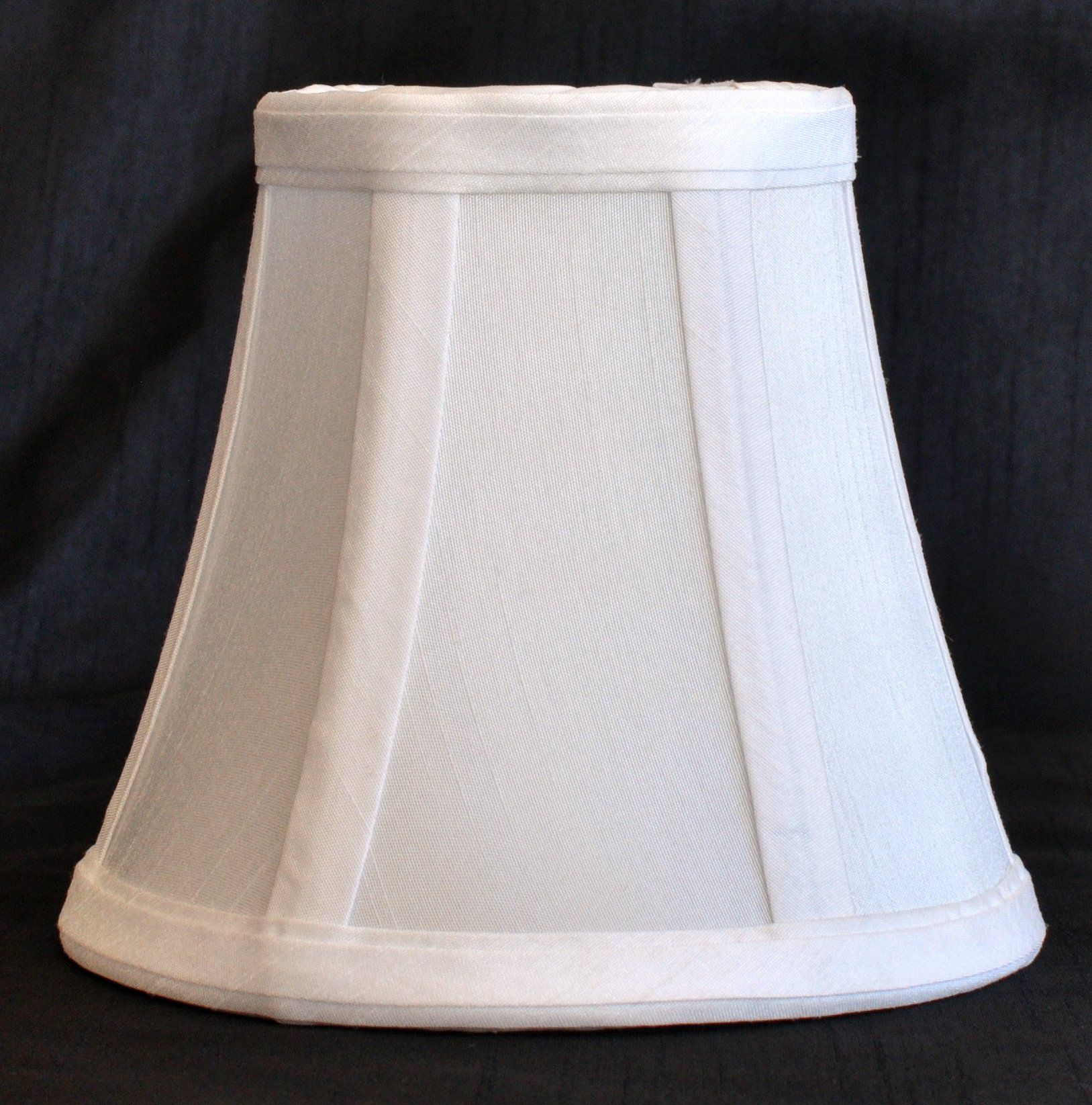 Mini lamp shades - Urbanest 1100460 Chandelier Mini Lamp Shade 5 Inch Bell Clip On Off