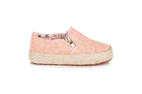 Buty Sportowe Dzieciece Dla Dzieci Kylie Rozowe Dzieciece Espadryle Na Platformie Kylie Gucci Mules Shoes Mule Shoe