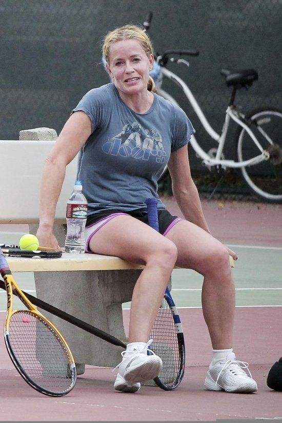 Elizabeth Shue On The Court Pinterest