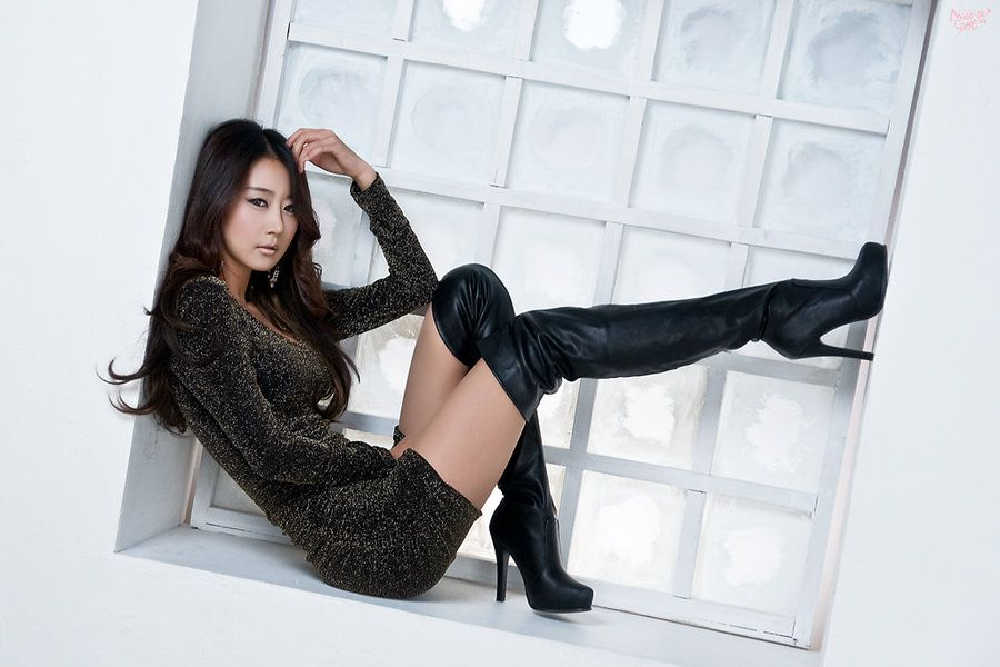 Teen shoes asian high heels