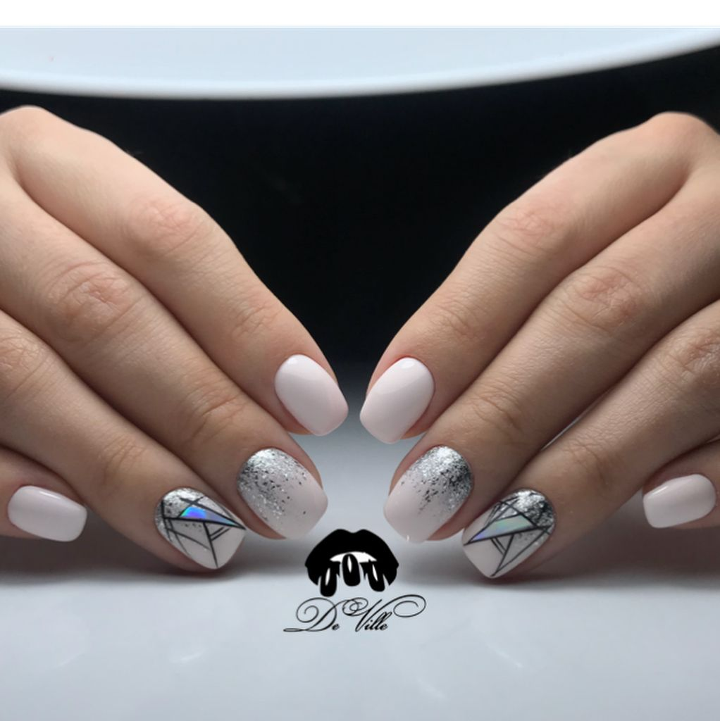 Fashion style Hairowl and Beauty nail art for girls