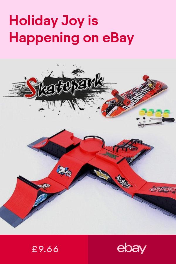 Sports Toys & Games ebay Finger skateboard, Cool