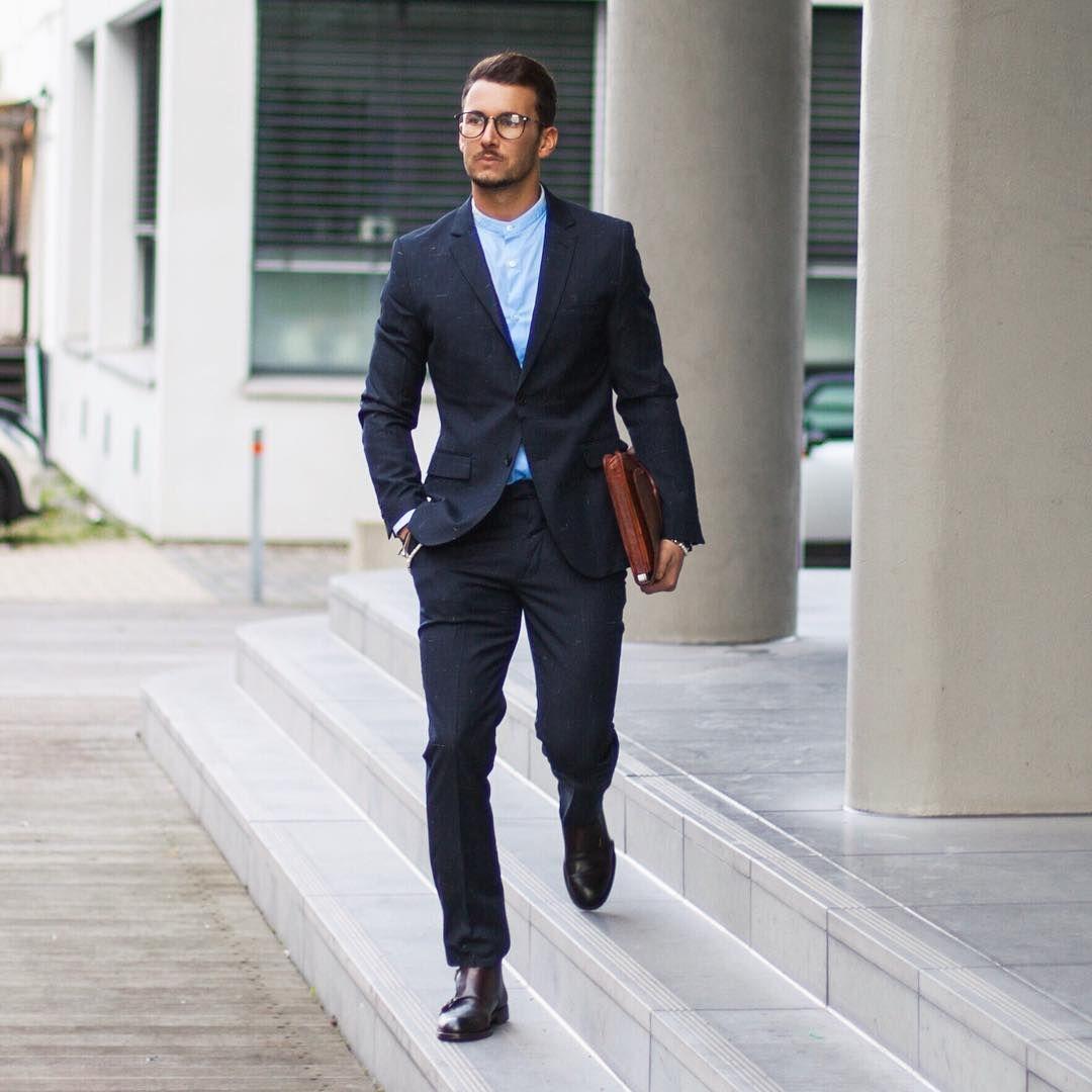 10 Smart & Edgy Looks For Work | Men's fashion, Mens fashion blog ...