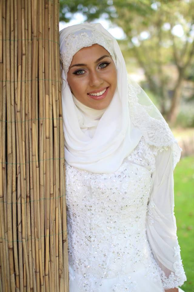 al-muslima | Hijab fashion, Muslim women, Muslim brides